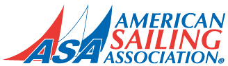 ASA american sailing logo