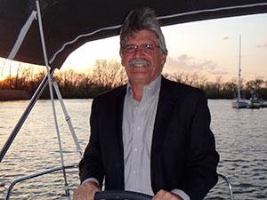 Captain Gary Thomas