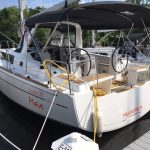 just sold and docked